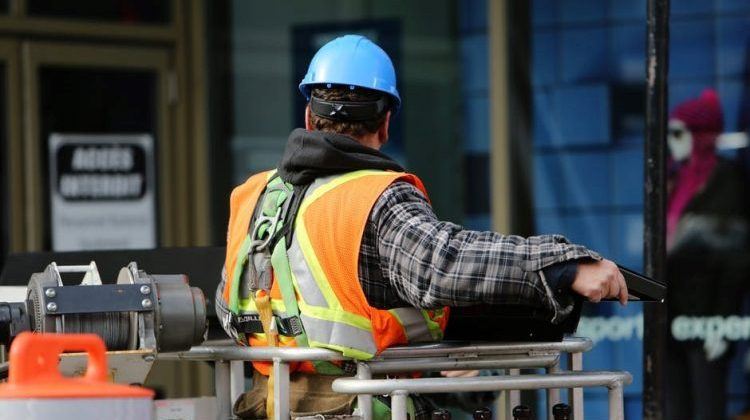 Lone worker construction industry